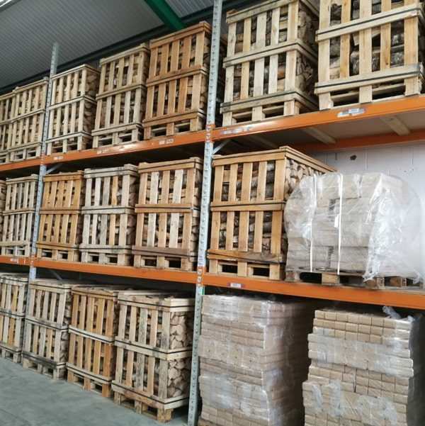Firewood Ruf Briquettes Supplier