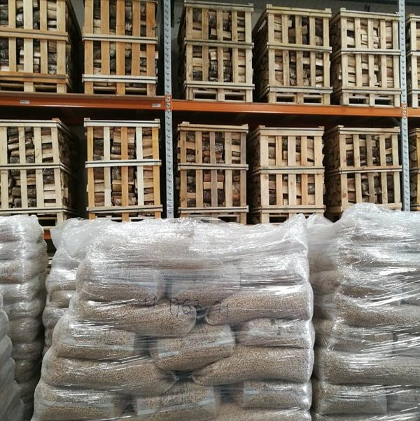 Pellets Firewood Ruf Briquettes Supplier