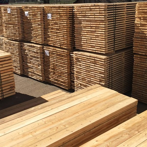 Pine / Redwood Planed Timber