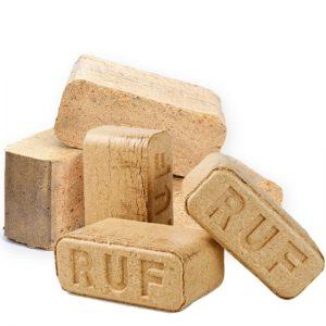 Hardwood Ruf Briquettes