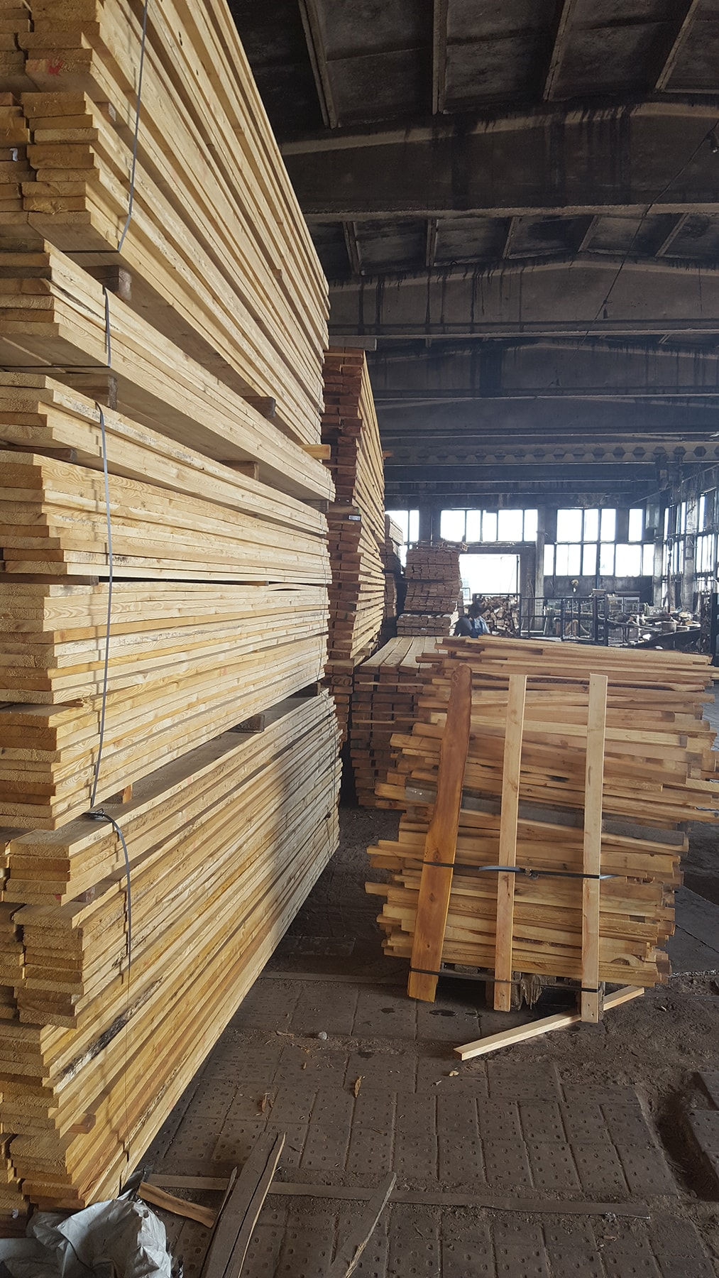 Sawn Timber Supplier