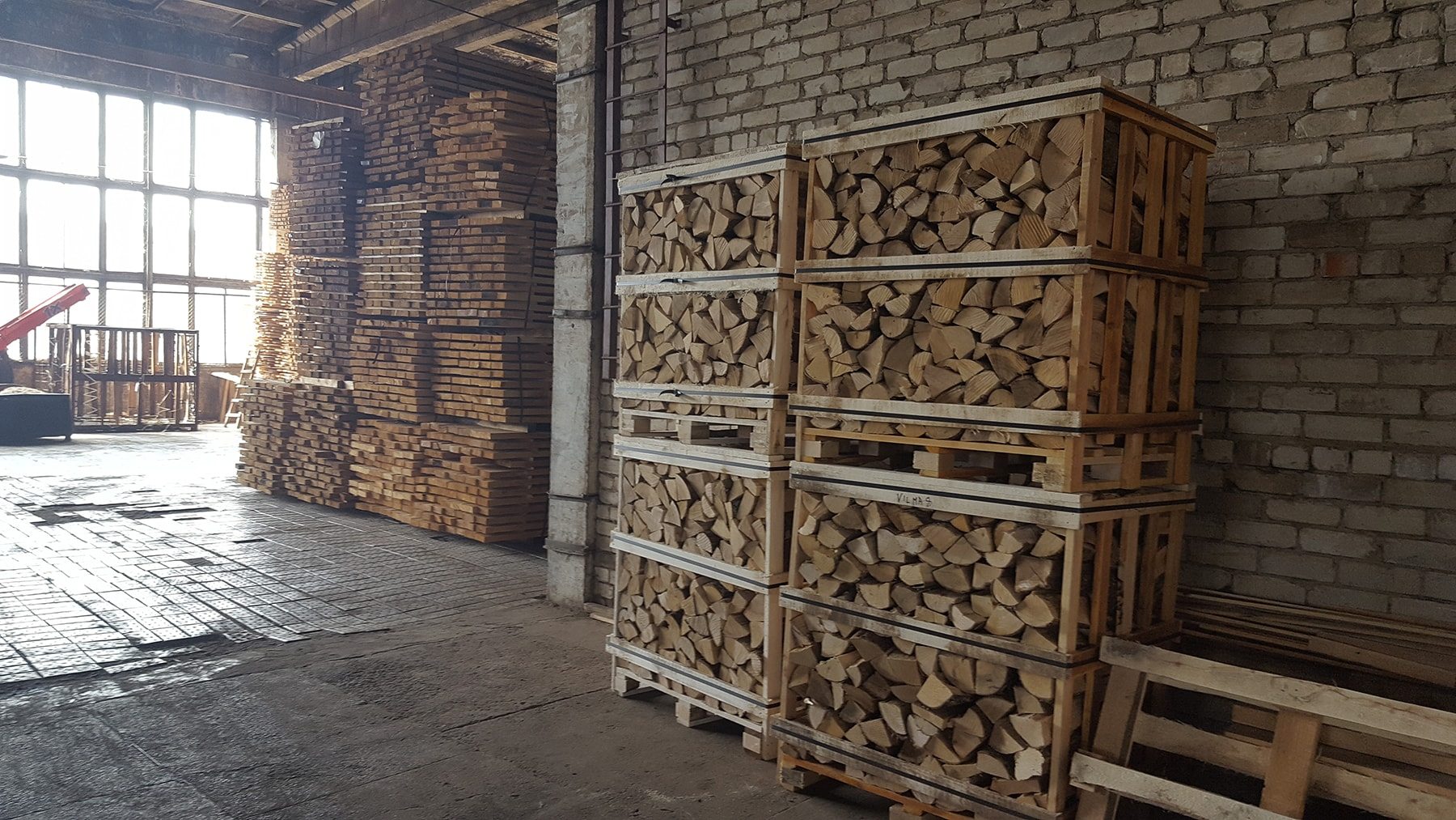 Firewood Retail