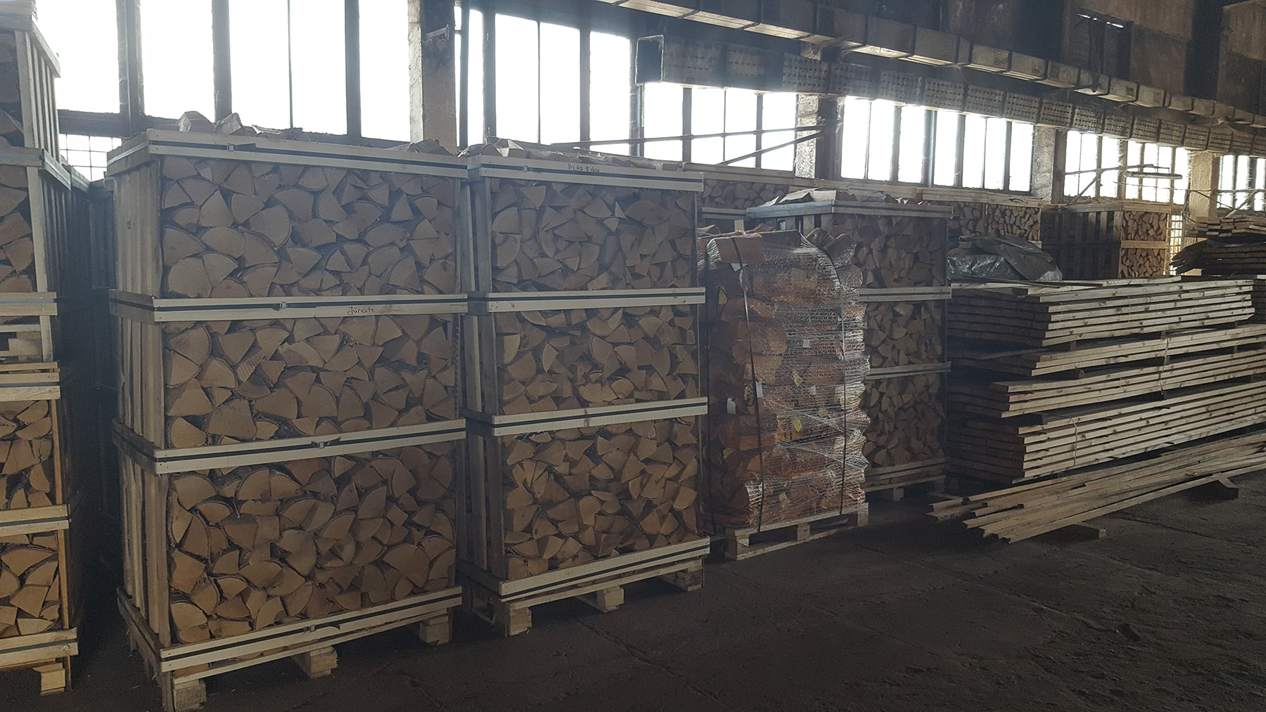Firewood Supplier