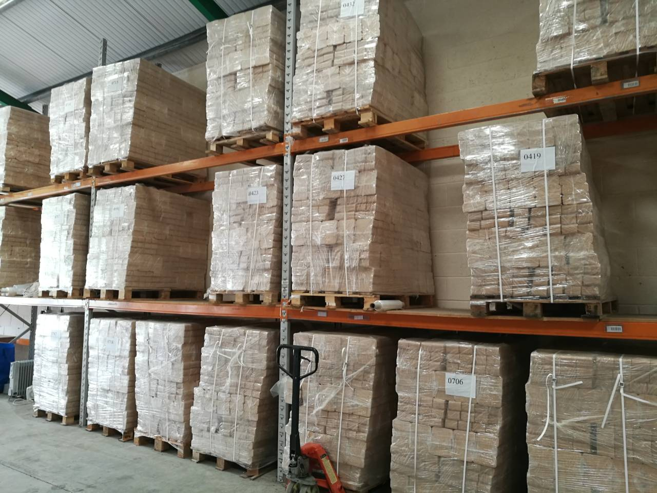 Ruf Briquettes Wholesale