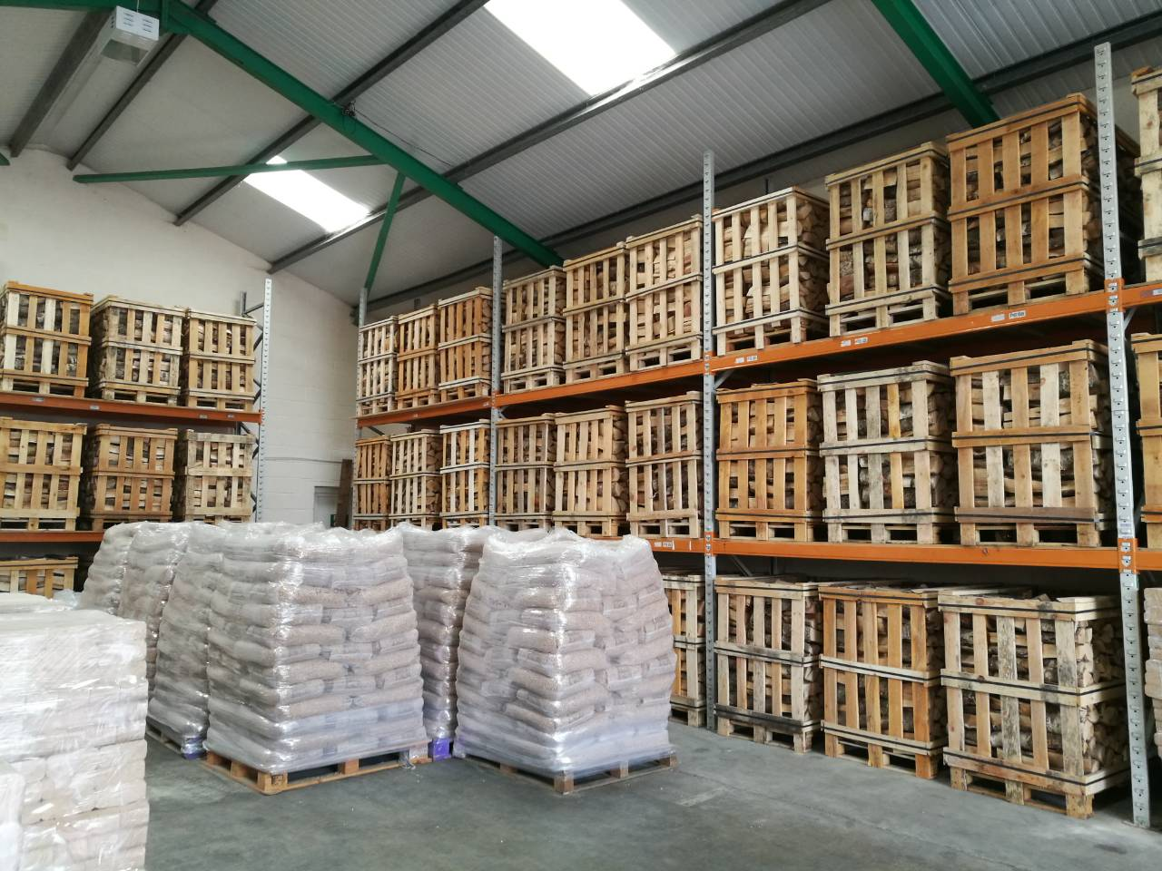 Firewood Wholesale