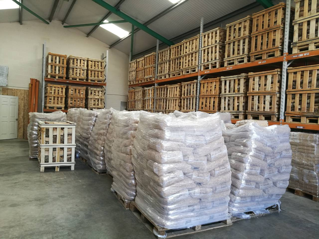 Wood Biofuel Wholesale