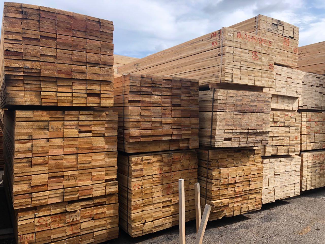 Timber Sawmill
