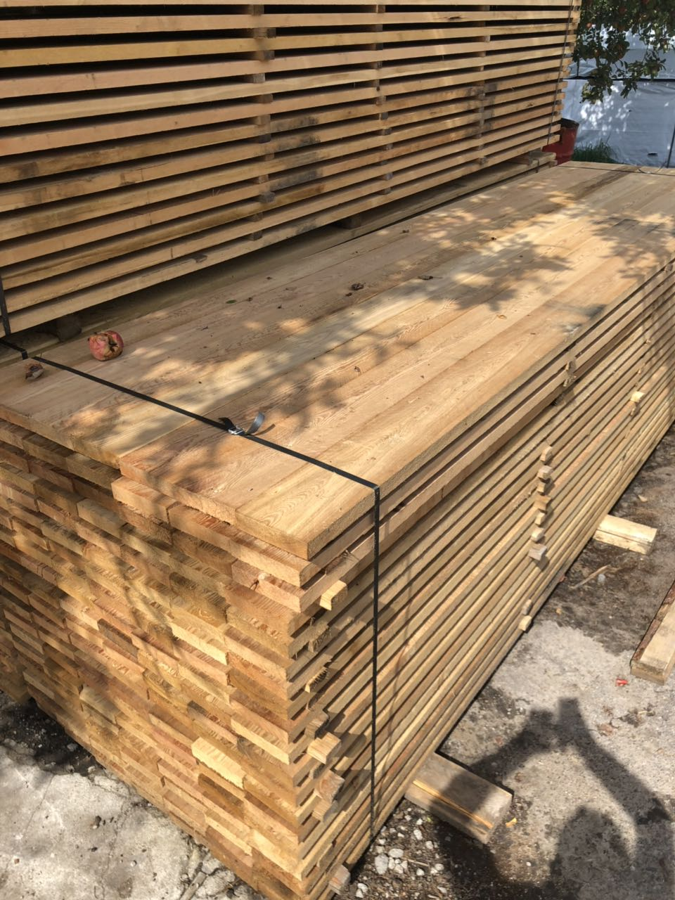 Pack of TImber