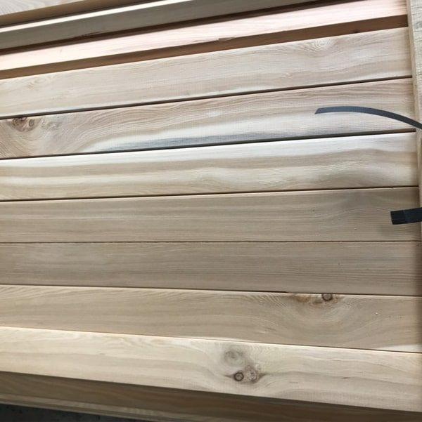 Nord Wood Timber Cladding Smooth