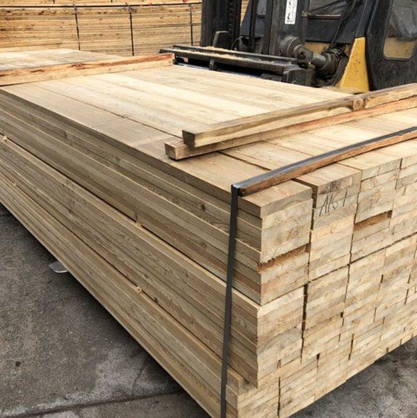 Nord Wood Timber Sawn Timber