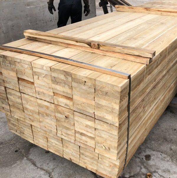 Siberian Larch Sawn Timber