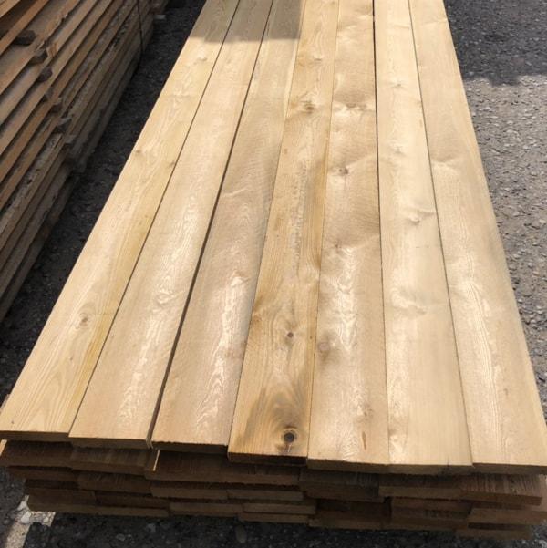 Siberian Larch Sawn Timber Nord Wood Timber