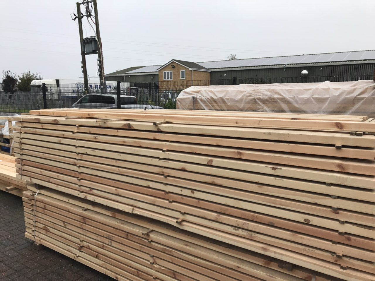 Planed Pine Lengths