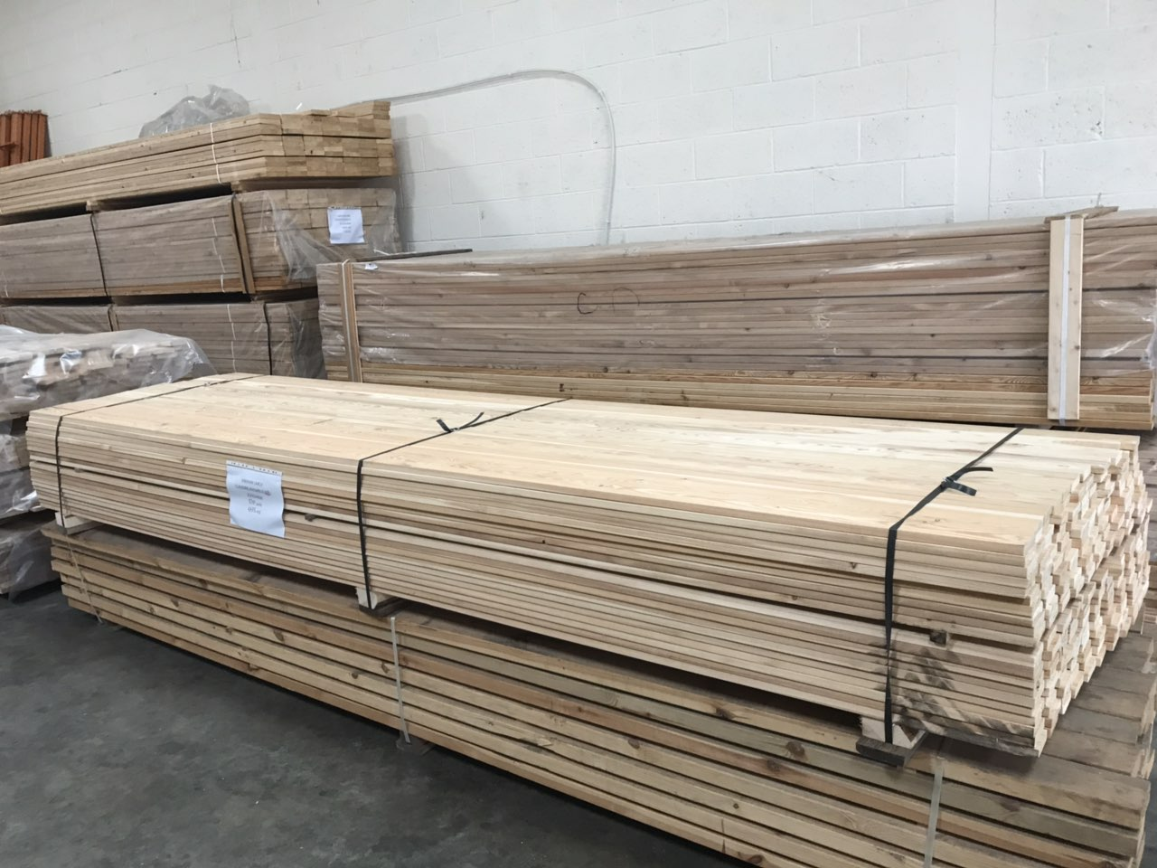 Siberian Larch Lengths Supplier