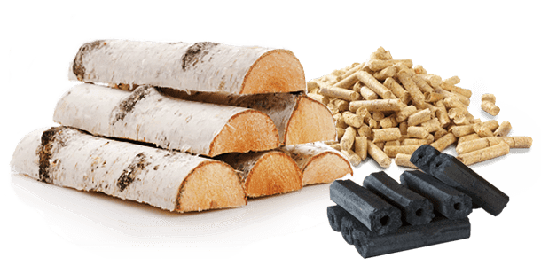 Nord Wood Timber Firewood charcoal supplier