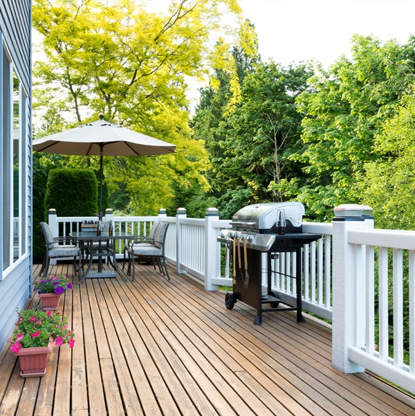Siberian Larch Decking Smooth - Nord Wood Timber 2-min