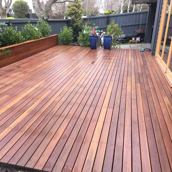 Siberian Larch Decking Smooth - Nord Wood Timber 4-min