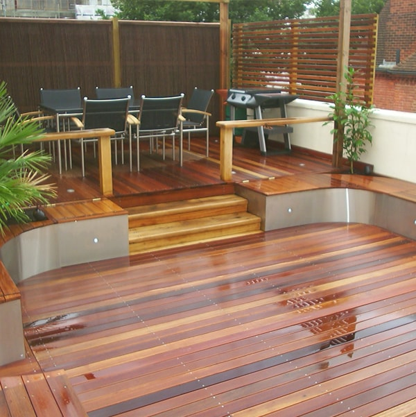 Siberian Larch Decking Smooth - Nord Wood Timber 5-min