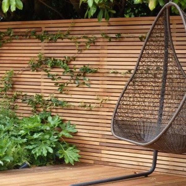 Siberian Larch Sawn Timber - Fencing Idea