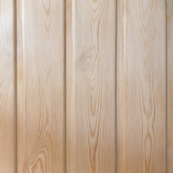 Siberian Larch Cladding T&G Profile - Nord Wood Timber
