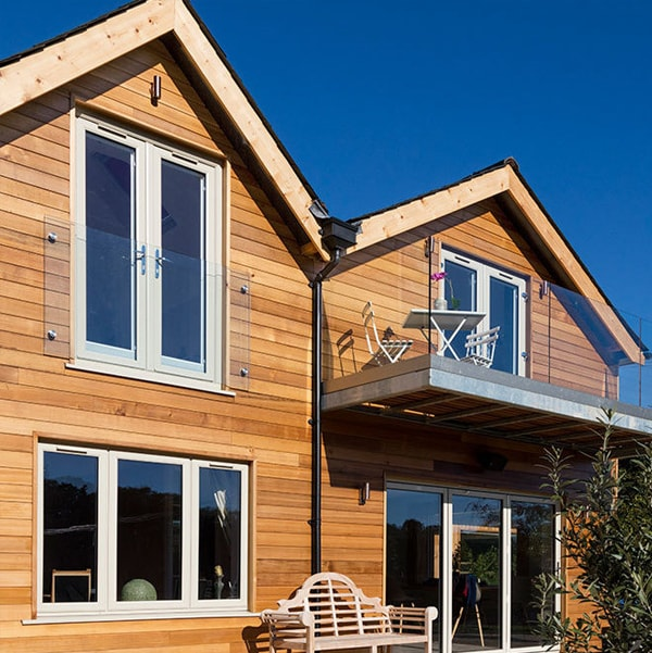 Siberian Larch Tongue & Groove Cladding